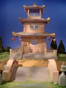 Pagoda Set